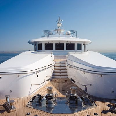 O'Ceanos Yacht Deck - Day
