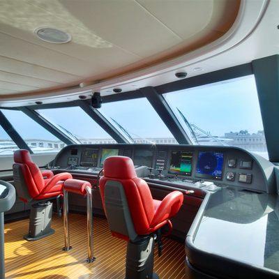 Lady MM Yacht Bridge