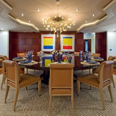 Diamond Yacht Formal Dining - Overview