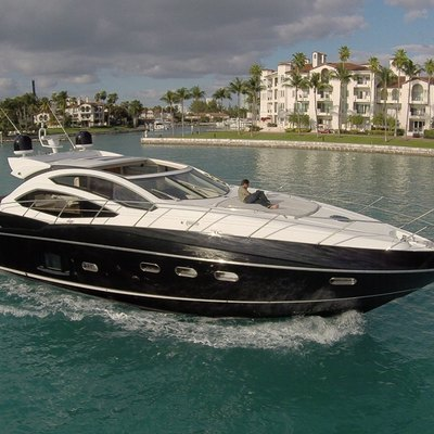 Blue Note Yacht
