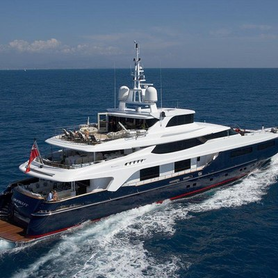 Burkut Yacht