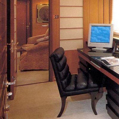 Herculina Yacht Master Study