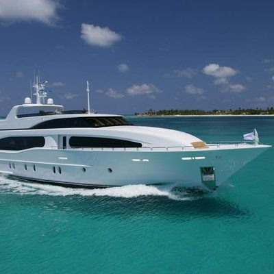 Dream Yacht Running Shot - Front