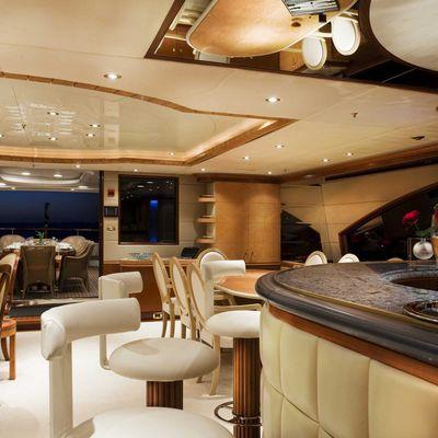 Jaguar Yacht Skylounge View Aft