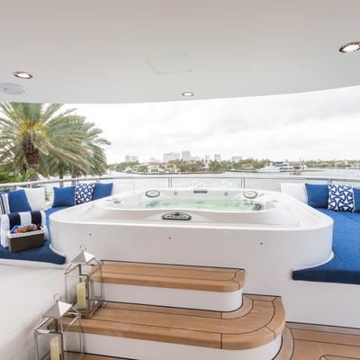 Tanzanite Yacht