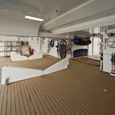 Baraka Yacht Tender Garage