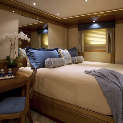 Sheherazade Yacht