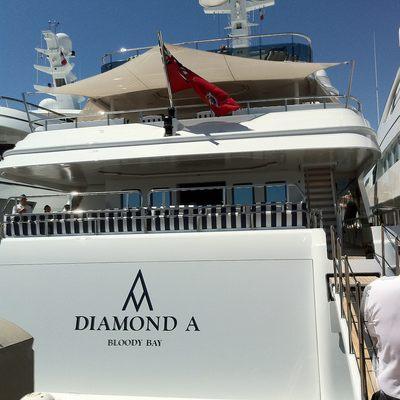 Diamond Yacht Stern