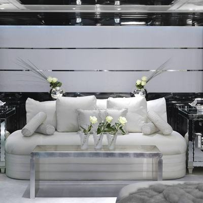 Silver Angel Yacht Guest Stateroom - White
