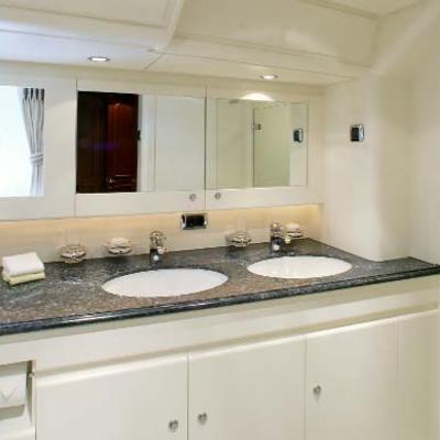 Infatuation Yacht Master Bathroom