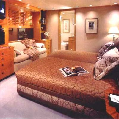Sojourn Yacht Guest Stateroom