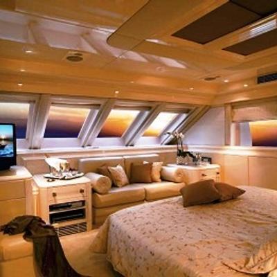 Carmen Serena Yacht Master Stateroom