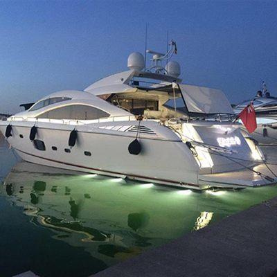 Elizabeth D Yacht