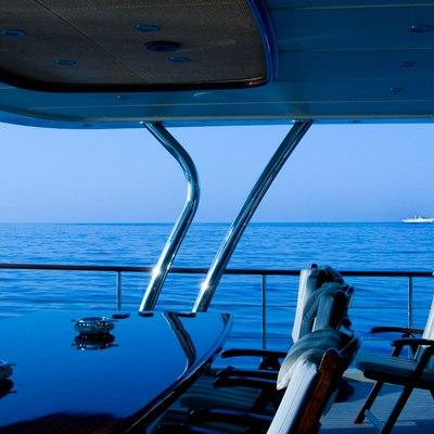 Daima Yacht Seating - Detail