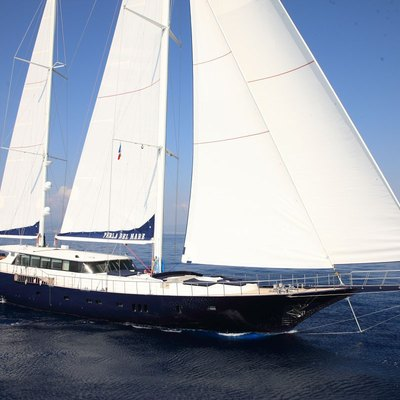 Perla del Mare Yacht Sails