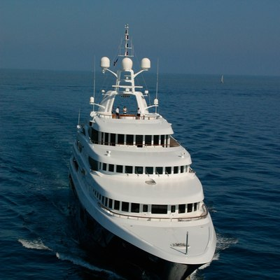 Freedom Yacht Front View