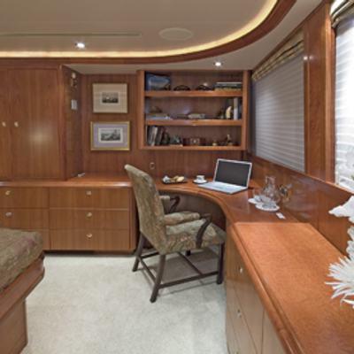 Serengeti Yacht Master Study