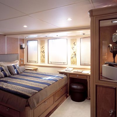 MITseaAH Yacht Guest Stateroom