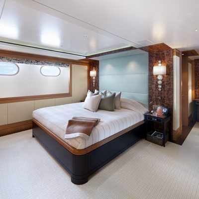 Lady Britt Yacht Guest Stateroom - Overview