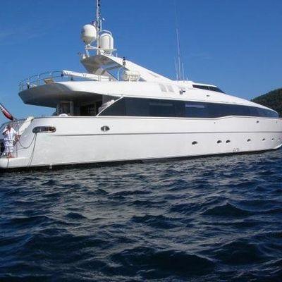 Palm B Yacht Main Profile