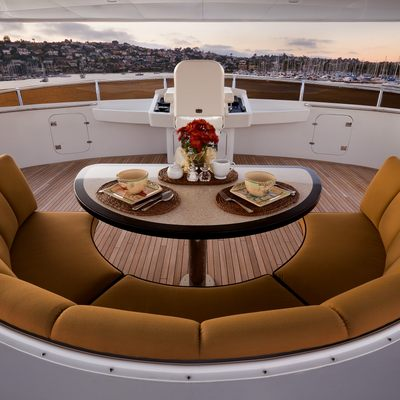 Empire Sea Circular Seating