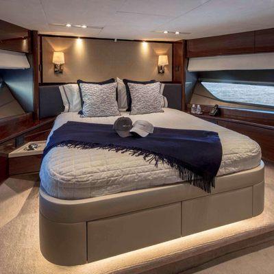 Hot Pursuit Yacht