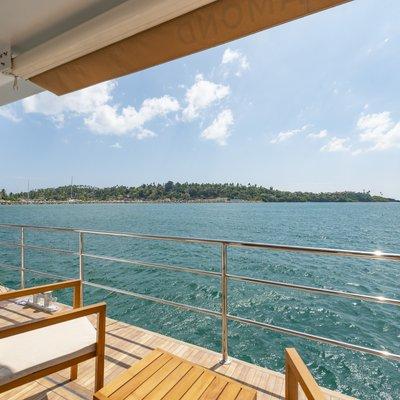 Ocean Diamond Yacht