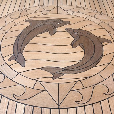 Harle Yacht Deck - Detail