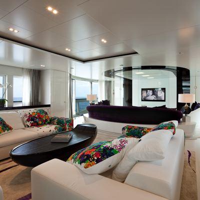 Quite Essential Yacht Main Salon
