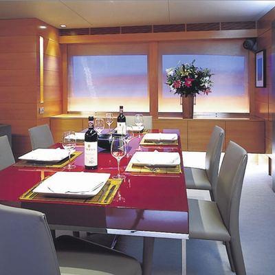 Phoenix Yacht Dining Table