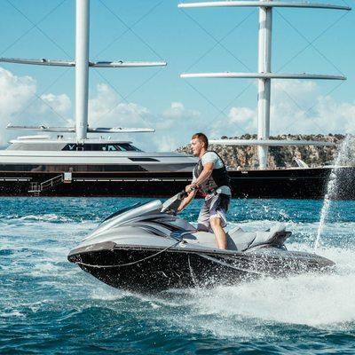 Maltese Falcon Yacht