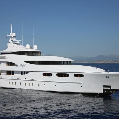 Capri I Yacht Side View