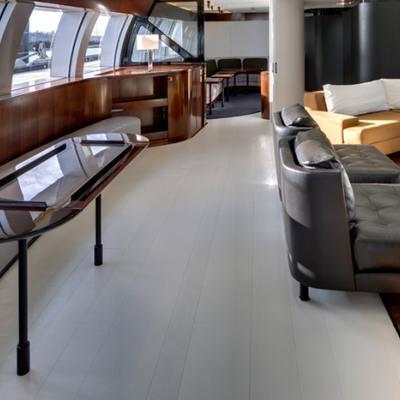 Vertigo Yacht Salon Side View
