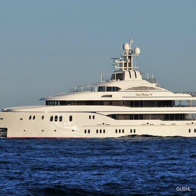 Lady Kathryn V Yacht Main Profile