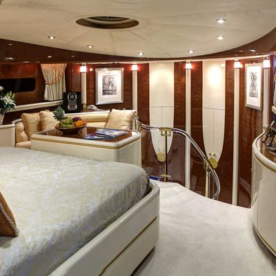 Smiles of London Yacht