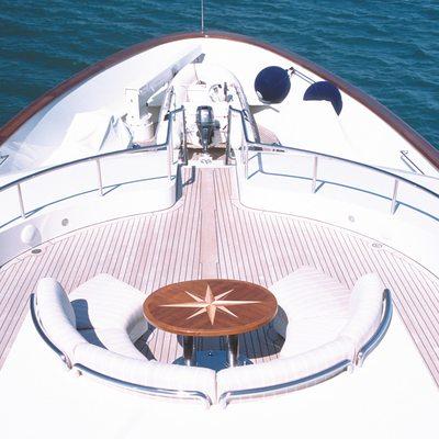 Alexandra Yacht Main Deck Forward