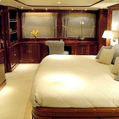 Accama Yacht Master Stateroom