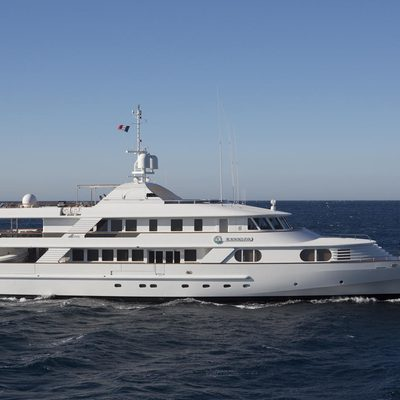 Azul V Yacht Main Profile