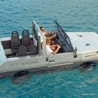 EXUMA Yacht Charter Price - Perini Navi Luxury Yacht Charter