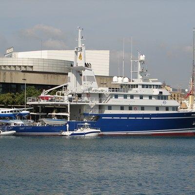 Blue Shadow Yacht