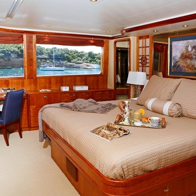 Endless Summer Yacht Master Stateroom