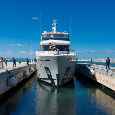 Mimi la Sardine Yacht