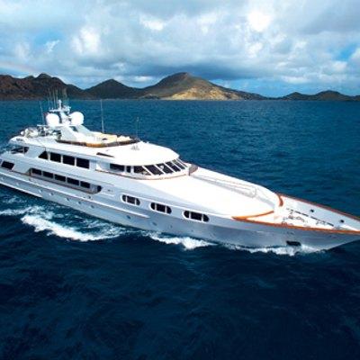 Attitude Yacht Underway