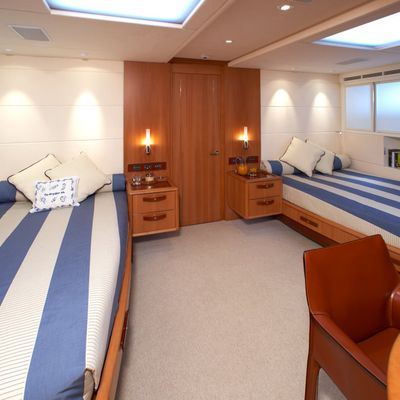 A Sulana Yacht Master Stateroom