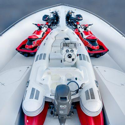 Andiamo Yacht Foredeck Tenders