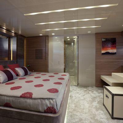 Tesoro Yacht Vip Cabin