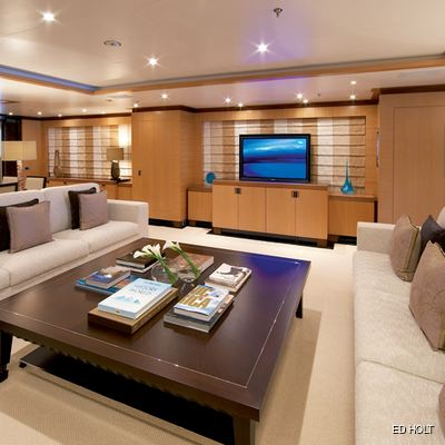 Andreas L Yacht Salon Table