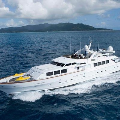 DOA Yacht Running