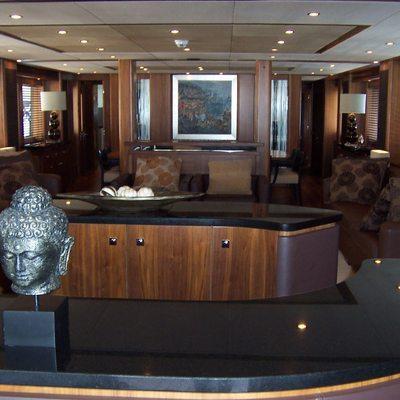 The Devocean Yacht Saloon