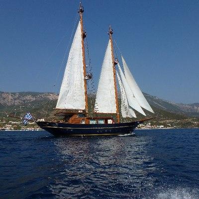 Blue Dream Yacht